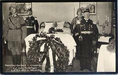 2 de Agosto de 1934: Fallece Hindenburg.