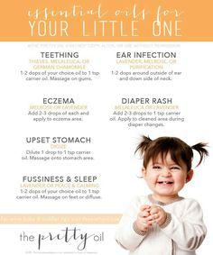 Aceites para bebés