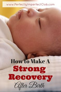 Tips from a mother of nine on how to make a strong recovery after birth.Doing these things postpartum makes all the difference in how your body bounces back.|Healing After Birth|Postpartum|First Time Mom