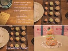 Make Mendl's Sweets from Wes Anderson's Grand Budapest Hotel