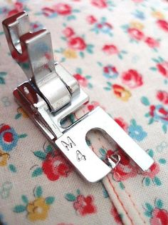 Ever wonder about all those feet that came with your sewing machine? This site has fun tutorials for everything and tips for the experienced and beginner alike..