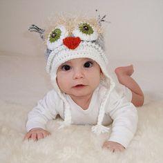 HOW TO Make a DIY Baby Owl Halloween Costume owl babies u2013 Inhabitots | Halloween | Pinterest | Baby owl Diy baby and Halloween costumes  sc 1 st  Pinterest & HOW TO: Make a DIY Baby Owl Halloween Costume owl babies ...