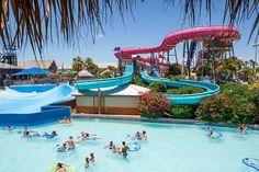 @schlitterbahn slides in Galveston #texas #waterpark