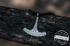 Wanna show you a great shot of our Ukko's Hammer aka Ukonvasara or Ukonkirves! This is the symbol and magical weapon of the Finnish thunder god Ukko - or the Estonian parallel Uku. The symbol was usually worn in clothing as an amulet or around the neck as a pendant!  Beautiful pendant by Viking Workshop! You can check it - link in bio  #ukkoshammer #ukko #UKU #finnishpagan #estonianpagan #vikings #mjolnir #thorshammer #mjolnir #ukonvasara #ukonkirves