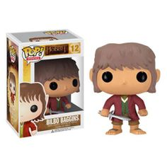 Funko POP! The Hobbit Movie - Vinyl Figure - BILBO (4 inch)