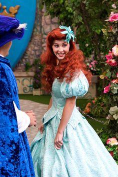 My favorite princess, Ariel!!!