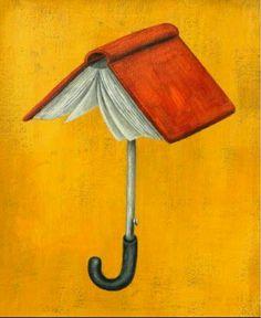 The book: an umbrella against ignorance ~ Andre Letria