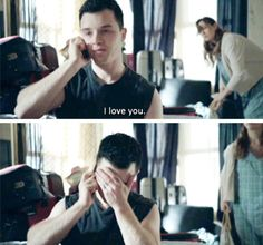 Mickey Milkovich. Oh how I cried.