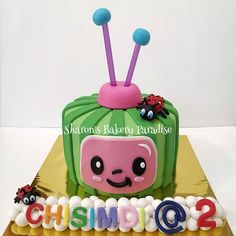 Images about #cocomeloncake on Instagram 1st Birthday Party Themes, Baby First Birthday, Melon Cake, Kids Planner, Funfetti Cake, 1st Birthdays, Carrot Cake, Party Cakes, Cake Designs