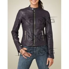 On the hunt for the perfect motorcycle jacket.