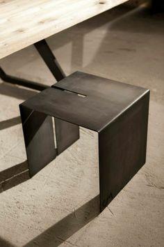 #metal seat, #design
