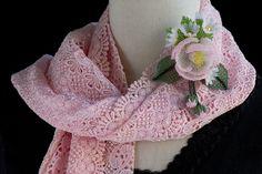 Ручной бисера украшения корсажа цветение [цвет]
