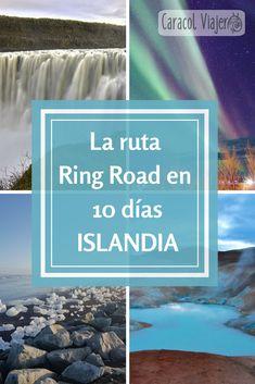 La ruta Ring Road en 10 días por Islandia, consejos, día por día, trayectos, imágenes y todo lo que visitar en Islandia en 10 días. #Islandia #viajes
