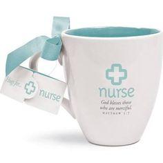 Lighthouse Christian Products Cup of Hugs Mug - Nurse