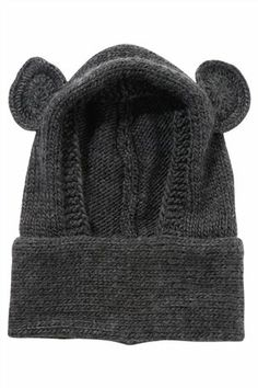 Buy Charcoal Hooded Snood from the Next UK online shop Next Uk, Uk Online, Knitted Hats, Beanie, Knitting, Charcoal, Stuff To Buy, Shopping, Christmas
