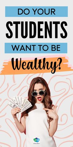 A personal story shows how every teen can have a wealth mindset that will set them up for success. #CentsaiEducation #wealth #studentsfuture #money #studentlife