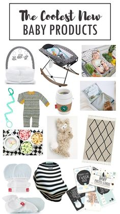 The Coolest New Baby Products - Check them out!