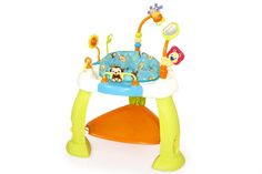 Top 6 Stationary Play Centers for Your Baby: Bright Starts Bounce, Bounce Baby Play Center
