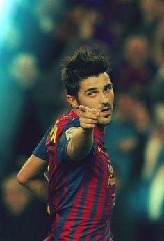 David Villa Fc Barcelone 7