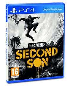Infamous: Second Son PS 4