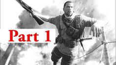 Sniper Elite 3 Walkthrough Part 1