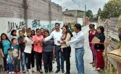 En la Comunidad de San Andrés de las Peras específicamente en el Callejón Gutenberg se dieron cita vecinos, autoridades auxiliares y autoridades municipales para dar por inaugurada la pavimentación con asfalto, dicho protocolo se realiza con la intenc