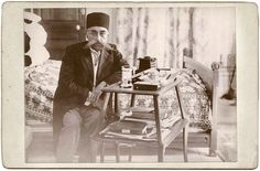 Over 200 images taken by Naser al-Din Shah Qajar in the 1800s are on display at the Institute for the Study of the Ancient World, an Upper East Side outpost of N.Y.U.
