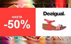 Hasta un 50% de descuento en zapatos en Sarenza