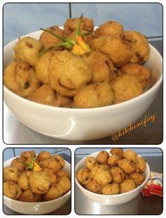 Fish Balls Tofu Ingredients 250gr spanish mackarel/snapper fillet  200gr tofu Choped onion and leeks 2eggs 4tbsp cornstarch Salt,pepper,sugar