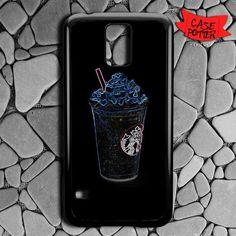 Black Fraps Drink Samsung Galaxy S5 Black Case