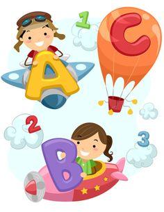 Jogo Pedagógico como alfabeto de parede