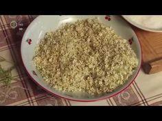 Ízőrzők Erzsébet - YouTube Grains, Rice, Food, Youtube, Eten, Seeds, Meals, Korn, Diet