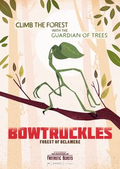 Bowtruckles