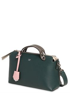 SMALL BY THE WAY LEATHER BAG