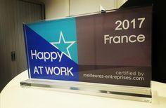 local.fr a été labellisée HappyAtWork cette année, un label récompensant l'excellence dans le management et la motivation des salariés !