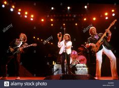Download this stock image: FOREIGNER American band - A2JM2C from Alamy's library of millions of high resolution stock photos, illustrations and vectors.