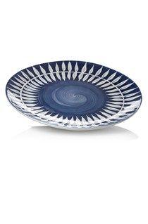Tabletop Leaf Ceramics Plate