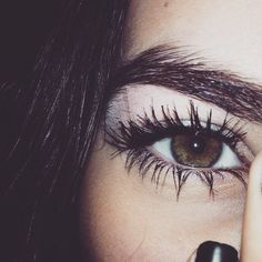 Want to grow lashes longer, naturally? Try mixing together half almond oil, half castor oil! I just made some, stay tuned for my results, but I've been reading that girls swear by it! Has anyone had success?