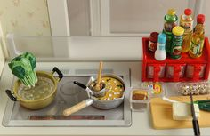 busy kitchen | Flickr - Photo Sharing!