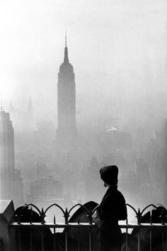 Elliott Erwitt, New York, 1955