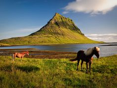 Kirkjufell - Or The Lonely Mountain