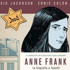 Sid Jacobson e Ernie Colón si cimentano nel difficile compito di riproporre a fumetti la biografia di Anne Frank. Sebbene perfettamente documentata, l'opera, per conservare l'oggettività dovuta al genere, risulta però poco coinvolgente.