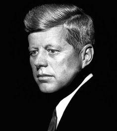 John F Kennedy Photographed by Henry Grossman