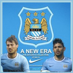 Pre-Season for MCFC (new season new kit) #nike #mcfc