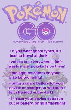Pokemon go tips part 2