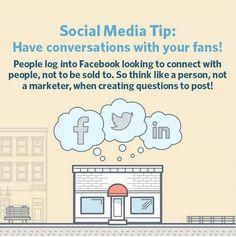 Social Media Tip!