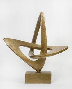 """Aase Texmon Rygh (Norway b. 1925) """"Piruett"""", 1951/2003"""
