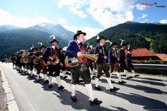 Musikkapelle St. Anton am Arlberg St Anton, Mountains, Nature, Summer, Travel, Musik, Naturaleza, Summer Time, Viajes