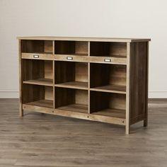 Found it at Wayfair - Orville Storage Credenza Cube Unit Bookcase Cube Bookcase, Etagere Bookcase, Bookcases, Credenza, Cube Storage, Storage Spaces, Cube Organizer, Toy Storage, Kitchen Storage