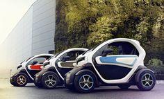 Twizy: Renault's zero emission 2-seater